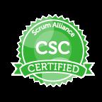 Nimesh Soni-Certified Scrum Coach (CSC)